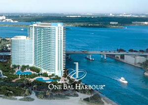 One Bal Harbour and The ONE Bal Harbour Resort and Spa - oceanfront, beachfront luxury condominium residences and penthouse homes